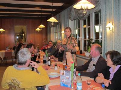 Traditionelles Fischessen am Aschermittwoch in Gemmingen - Traditionelles Fischessen am Aschermittwoch in Gemmingen
